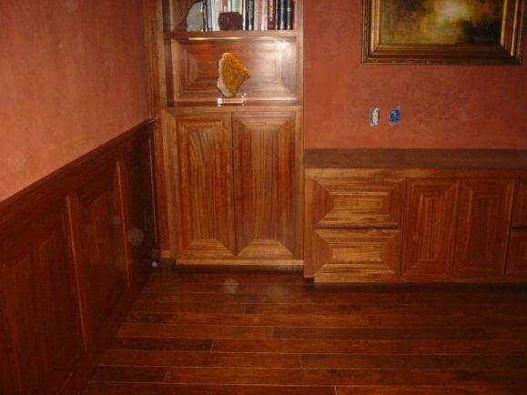 Mahogany Cabinetry Austin Tx