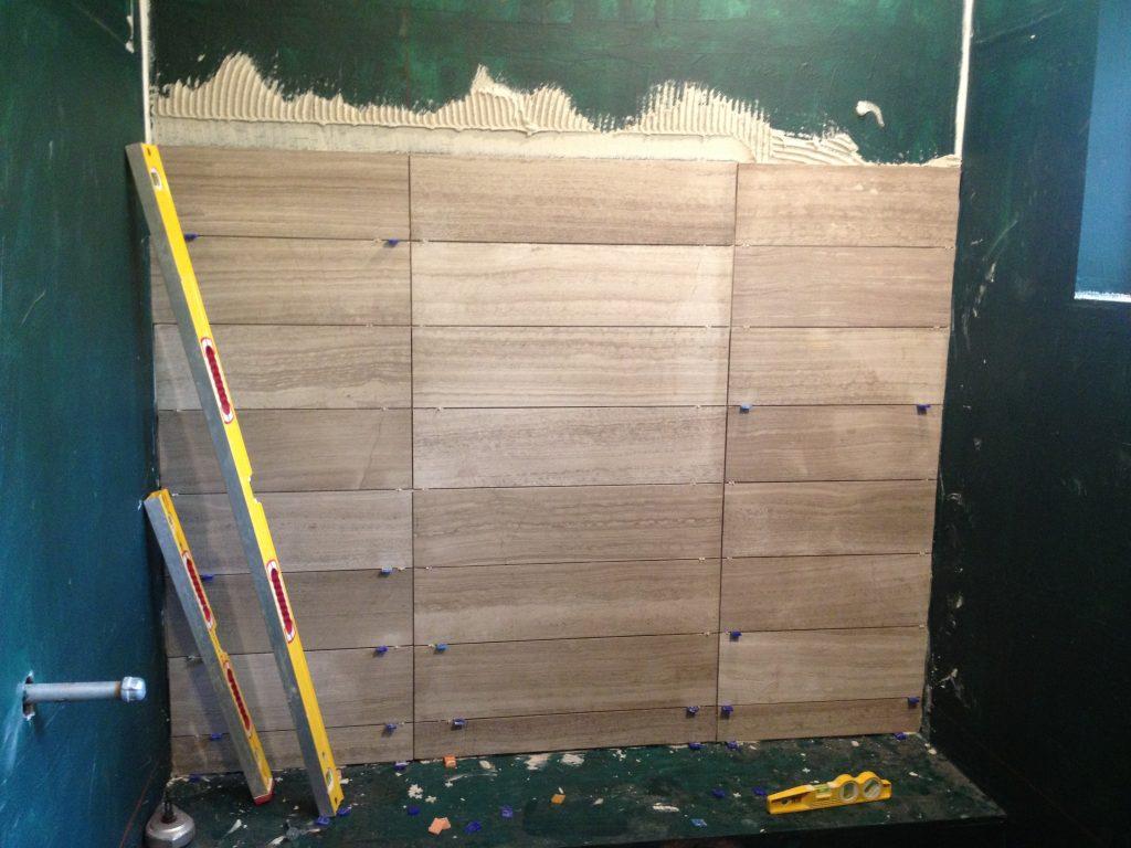 Custom Walk in Shower -Waterproofing - Bathroom Remodeling Contractor Austin