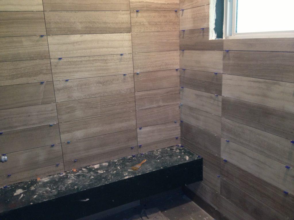 Custom Walk in Shower Remodel in Austin Tx -Waterproofing - Bathroom Remodeling Austin TX