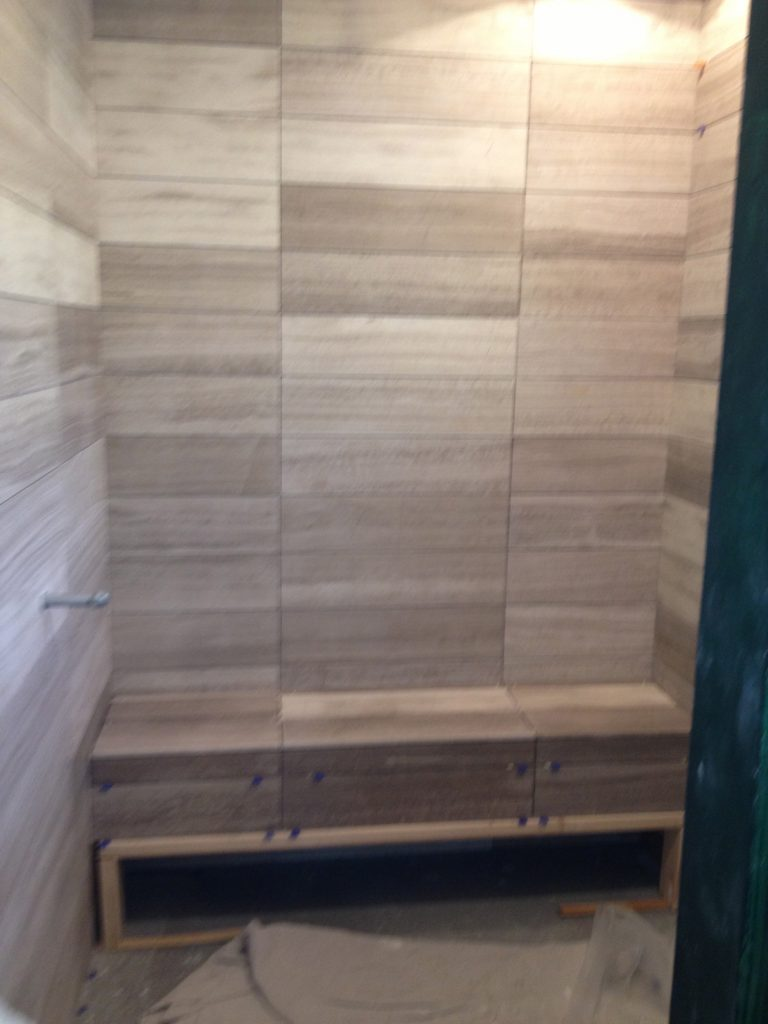 Custom Walk in Shower Remodeling in Austin Tx -Waterproofing - bathroom remodeling contractor austin