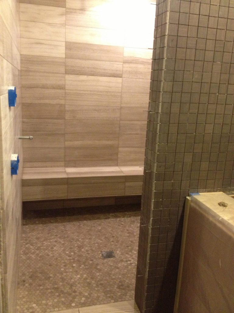 Custom Walk in Shower Remodeling in Austin Tx -Waterproofing - bathroom remodeling austin tx