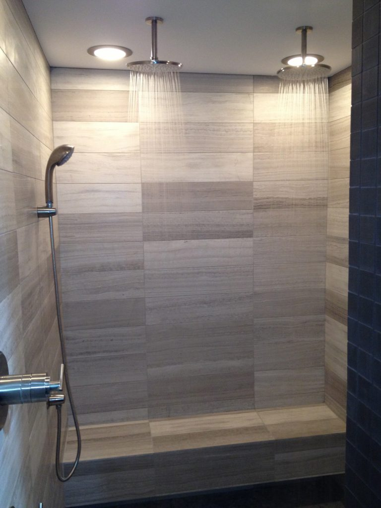 Custom Walk in Shower Remodeling in Austin Tx -Waterproofing - Bathroom Remodeling