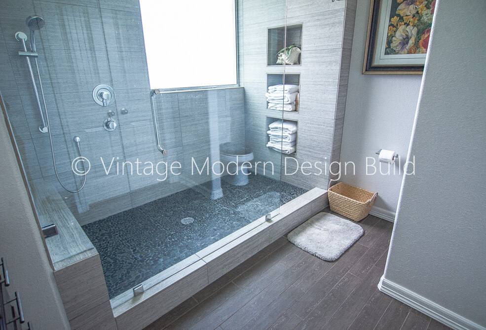 Tub to Shower Conversion Austin, TX Bathroom Remodeling Contractor