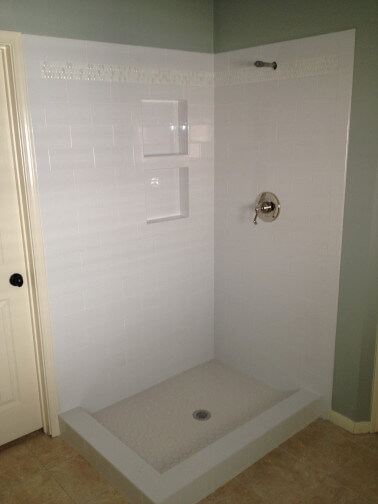 Master Bathroom Remodeling Project in Austin TX - Vintage ...