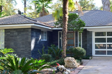 Slate Wrapped Mid Century Modern Home in West Lake HIlls / Lakeway / Austin Tx