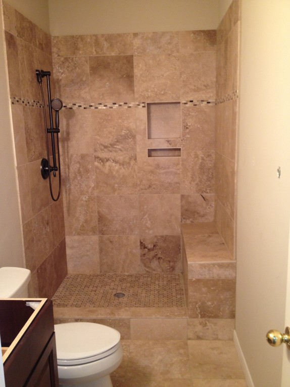 West Lake HIlls / Lakeway / Austin Tx / Tub To Shower Conversion