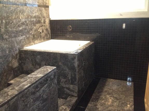 Soapstone Master Bathroom Remodel in West Lake HIlls / Lakeway / Austin Tx