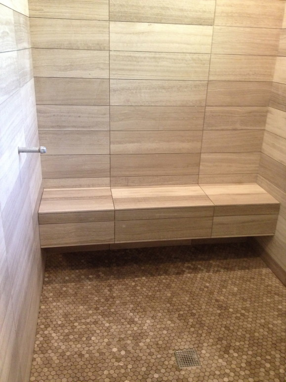Walk in shower Bathroom Remodeling West Lake Hills / Lakeway / Austin Tx