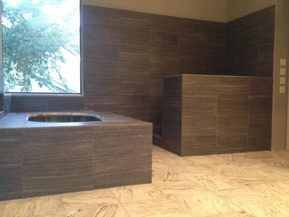 Modern Bathroom Remodel in West Lake HIlls / Lakeway / Austin Tx