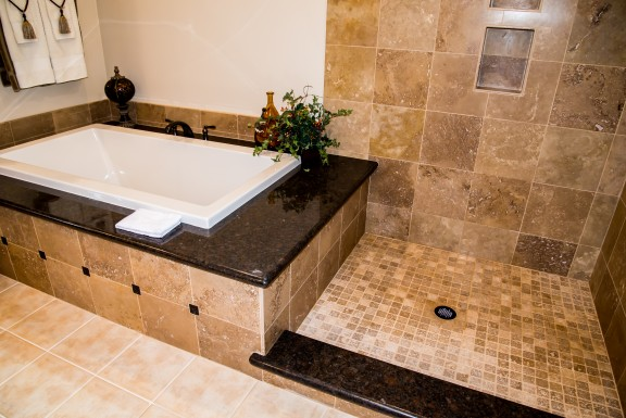 bathroom remodeling project in Austin Tx