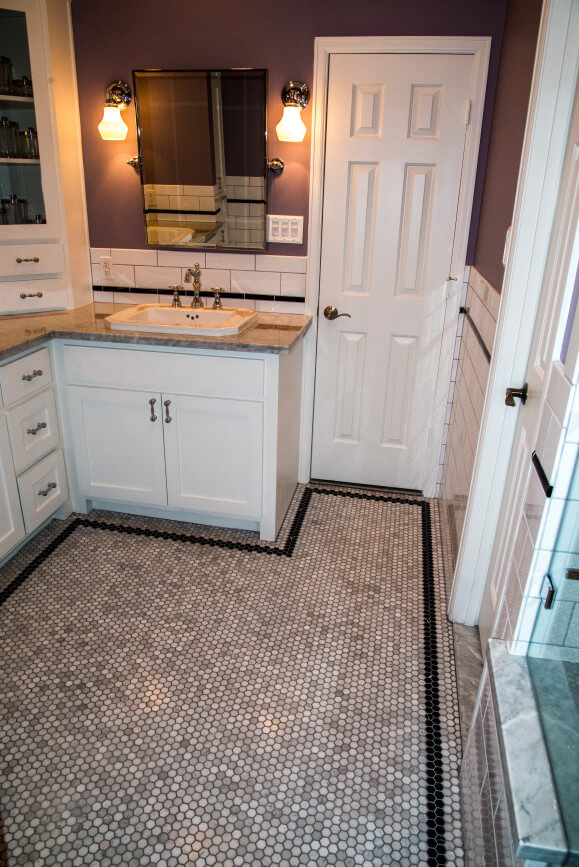 Victorian Bathroom Remodeling Project