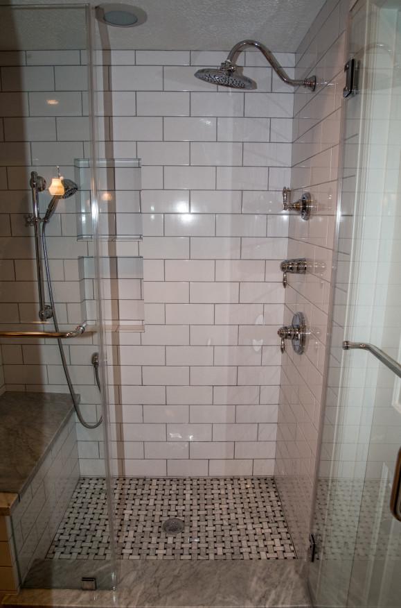 Victorian bathroom remodel Austin Tx