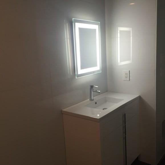 Modern Bathroom Remodel in Austin Tx