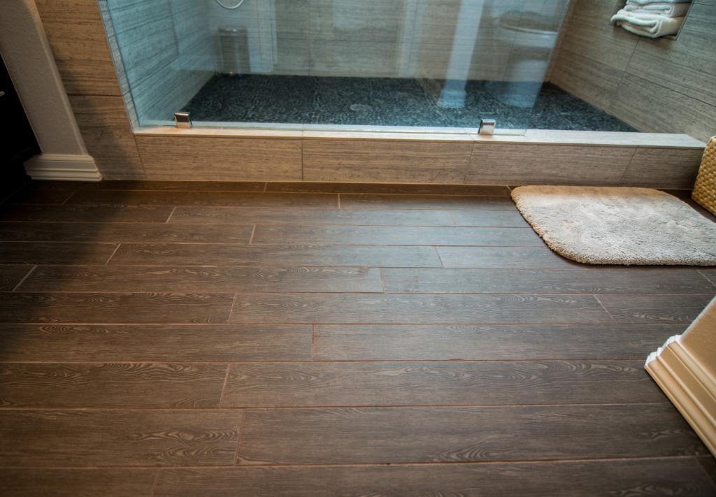 Rustic Modern Bathroom Remodel Lakeway Tx / Austin Tx