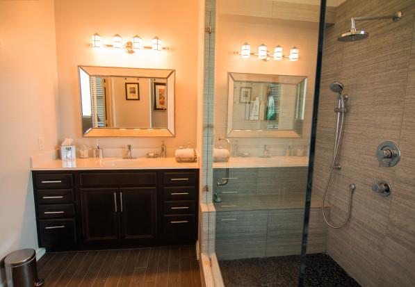 Bathroom remodel in Lakeway / Austin Tx