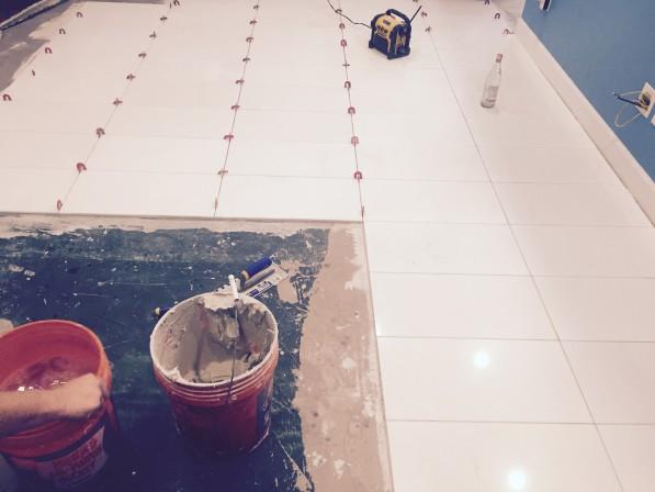 Thassos Marble Floor - TX