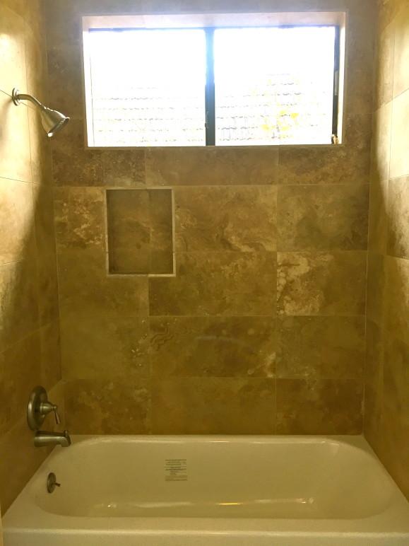 Bathroom Remodel in Spicewood / Austin Tx