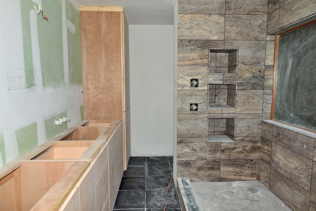bathroom remodeling project in Austin Tc