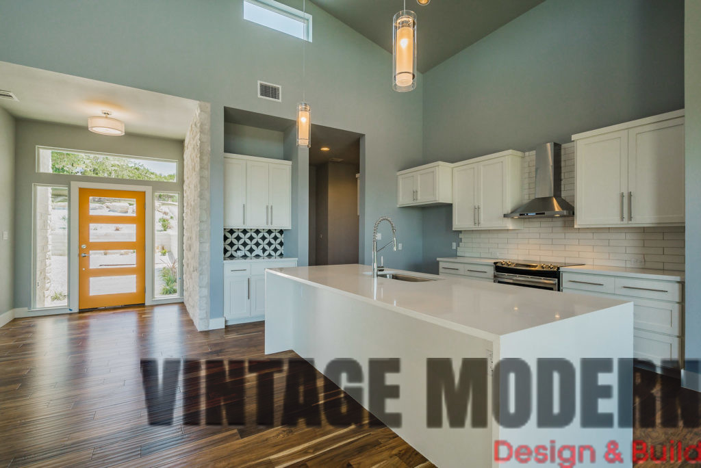 kitchen remodeling project in Austin Tx