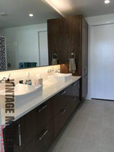 mid century modern bathroom remodeling project austin tx