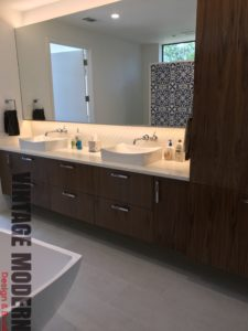 Modern Bathroom Remodeling Project Austin Tx