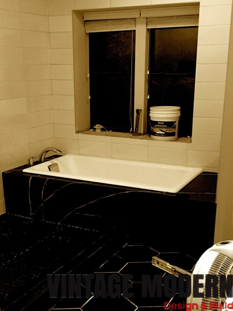 Bathroom Remodeling Project in Austin
