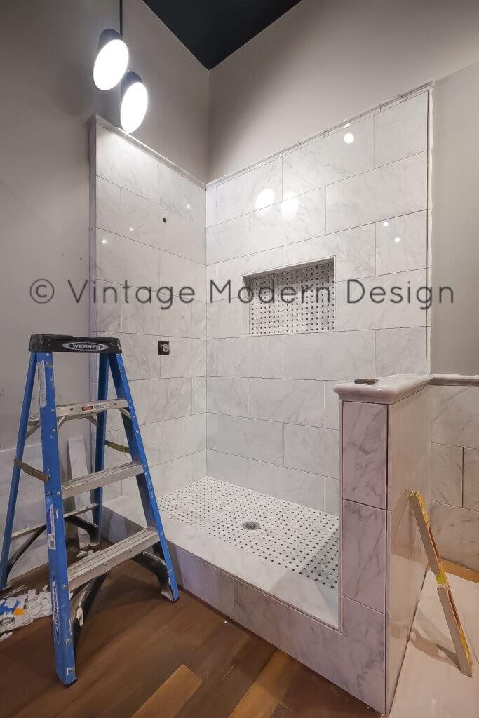 Bathroom Custom Shower