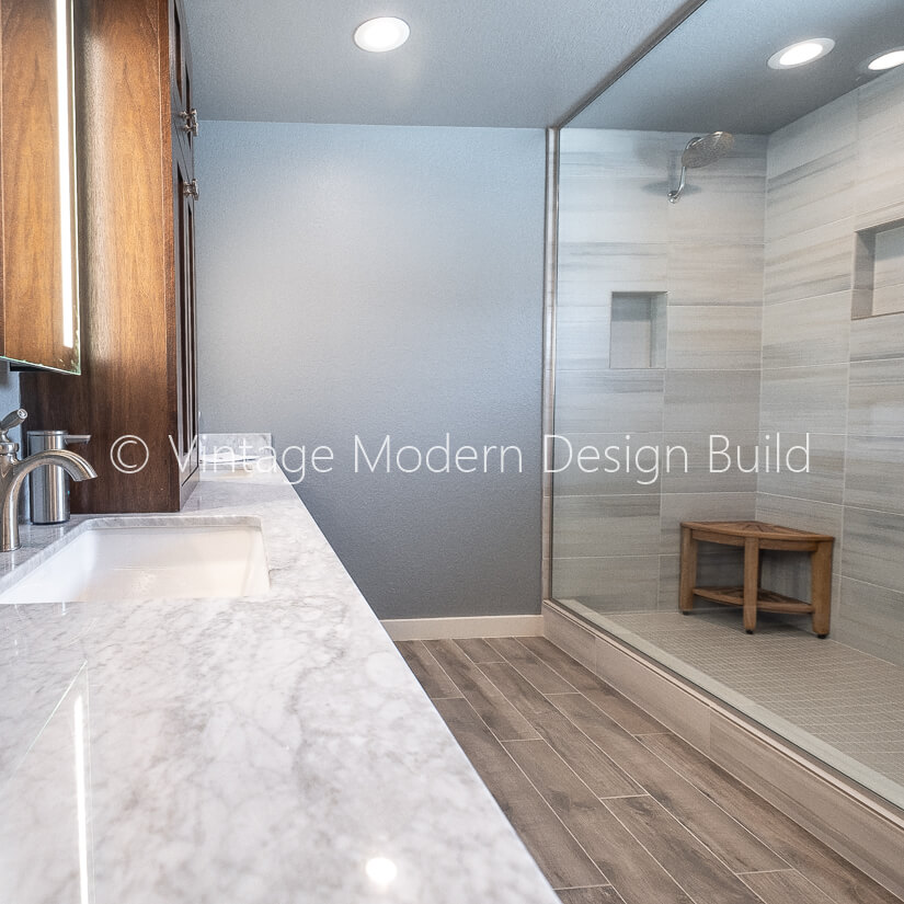 Austin Lakeway Walk-In Shower remodeling contractor