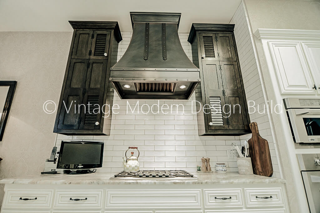French Provincial kitchen remodeling contractor Austin TX