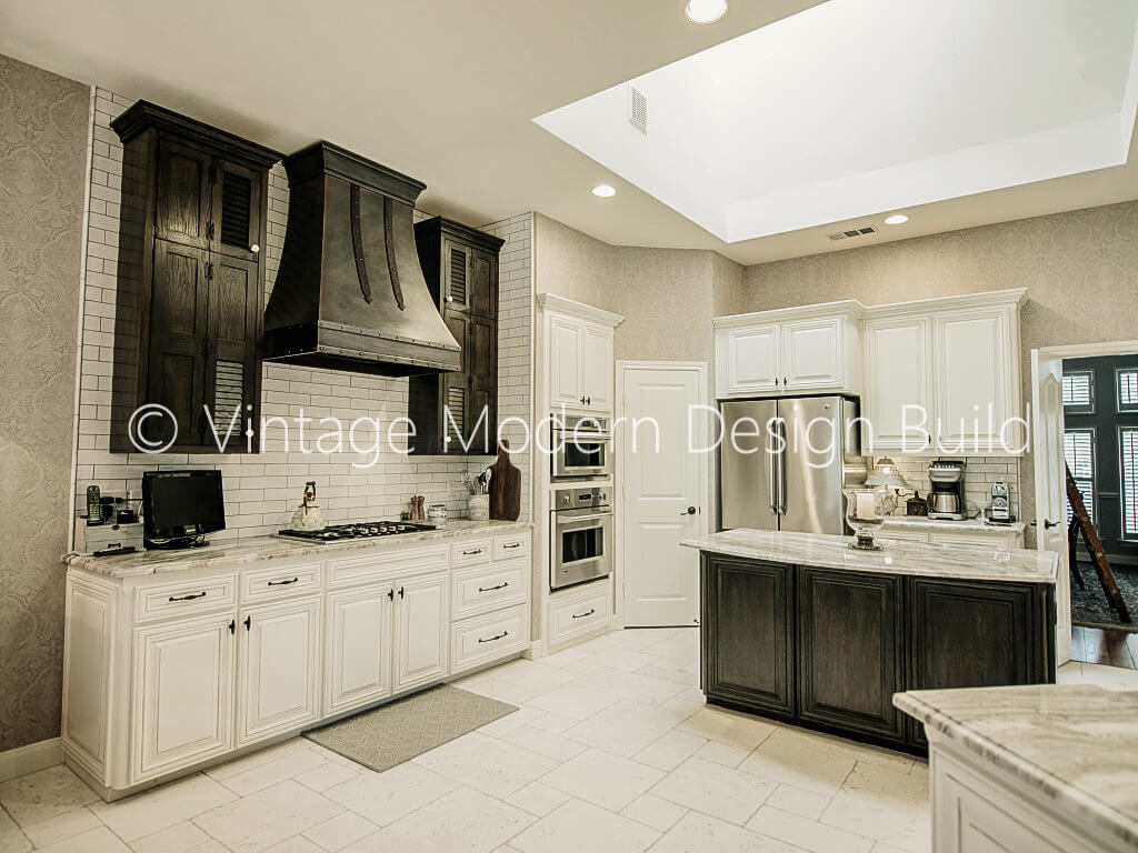 French Provincial Kitchen Remodeling