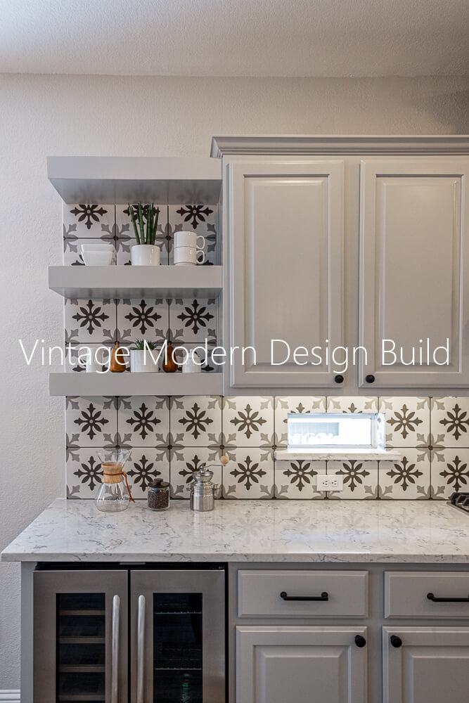 Modern Transitional Farmhouse Kitchen Bathroom Remodeling Austin