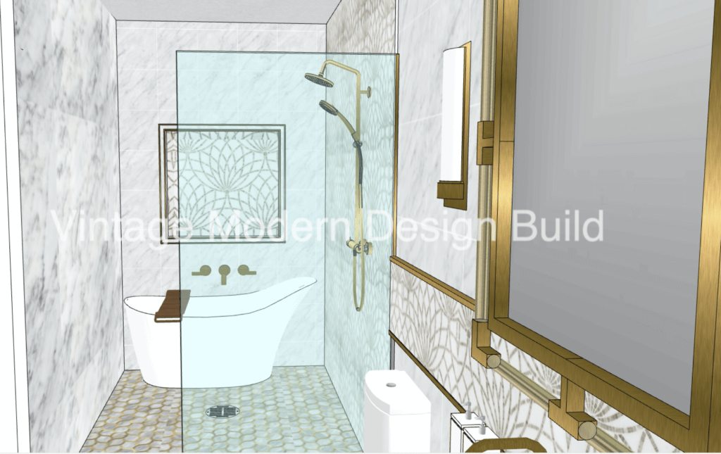 Guest Bathroom Design and Remodeling Austin TX